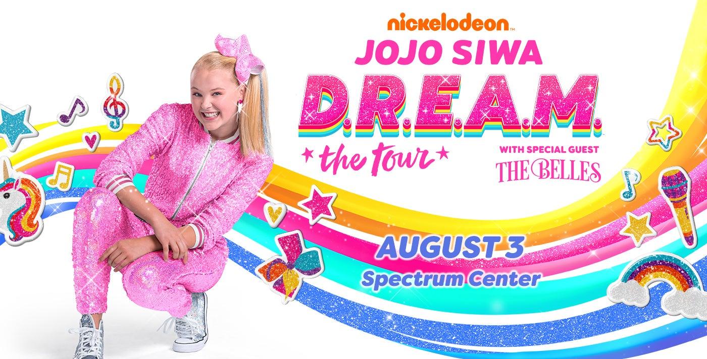 RESCHEDULED: Nickelodeon's JoJo Siwa
