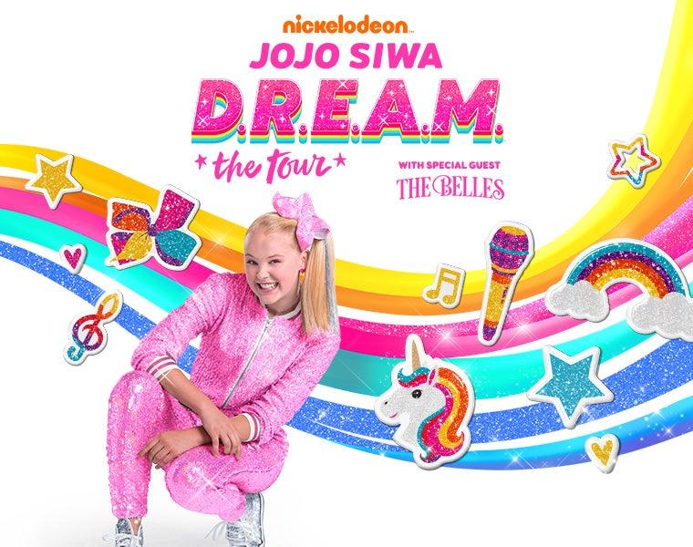 Rescheduled Nickelodeon S Jojo Siwa Spectrum Center Charlotte