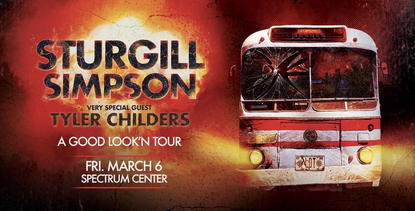 Sturgill Simpson w/ very special guest Tyler Childers