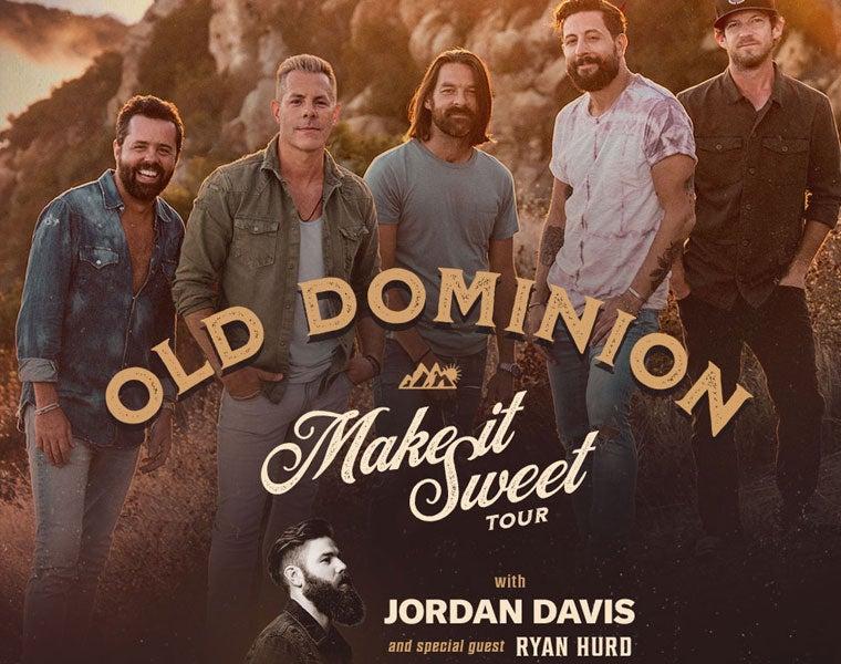 Old Dominion | Spectrum Center Charlotte