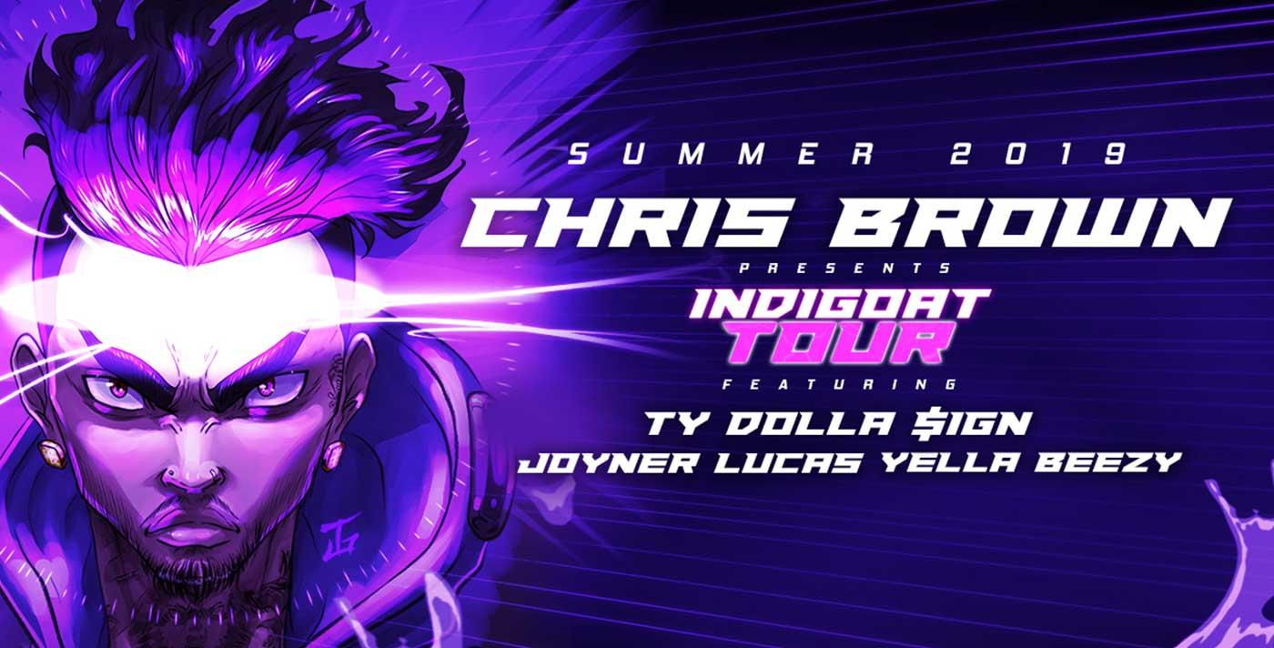 Chris Brown: INDIGOAT Tour