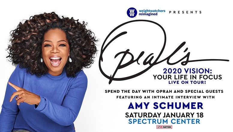 WW Presents Oprah's 2020 Vision