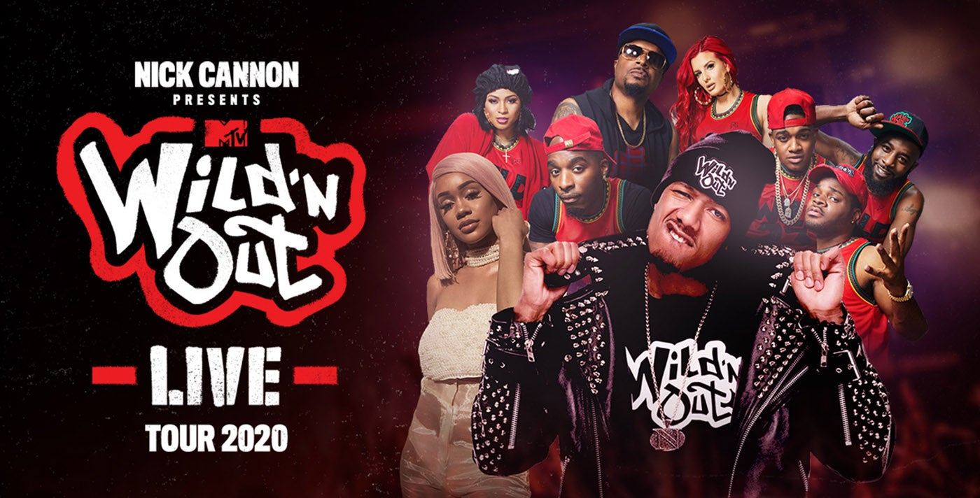 Nick Cannon Presents MTV Wild 'N Out Live