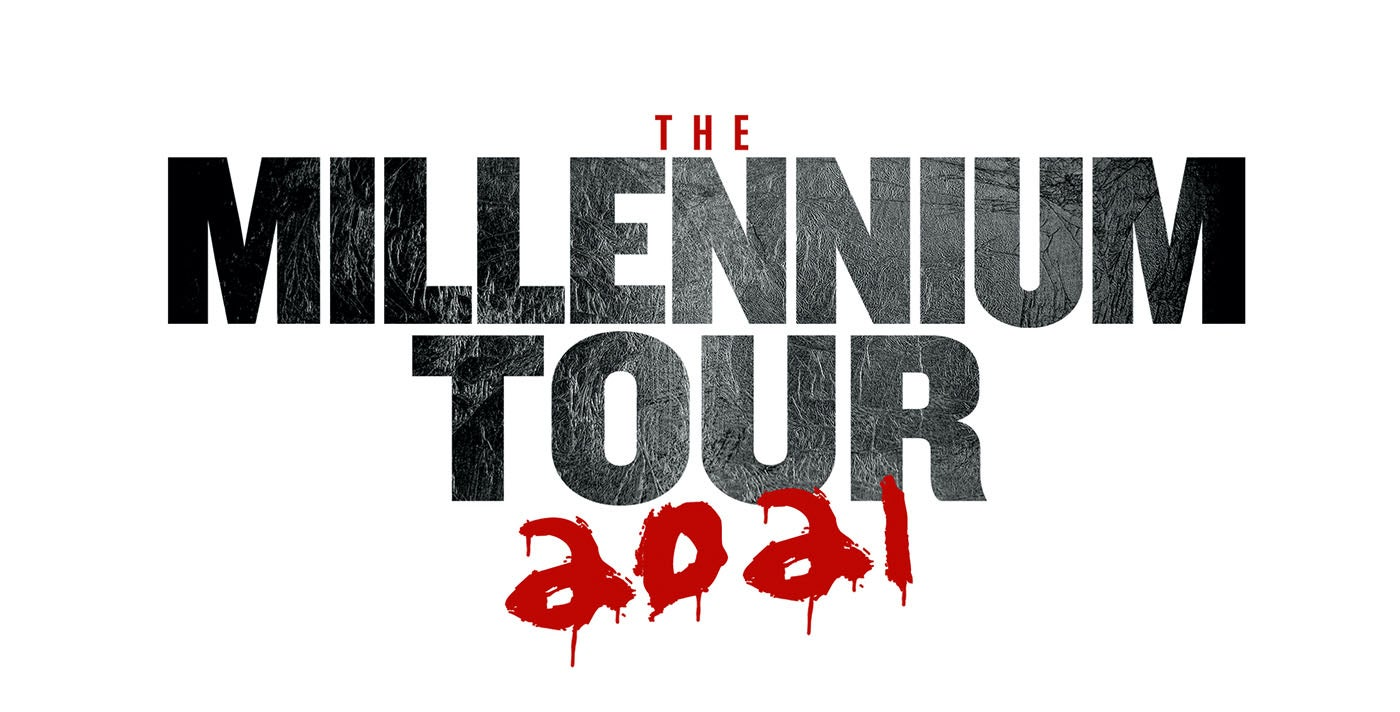 RESCHEDULED: The Millennium Tour 2021