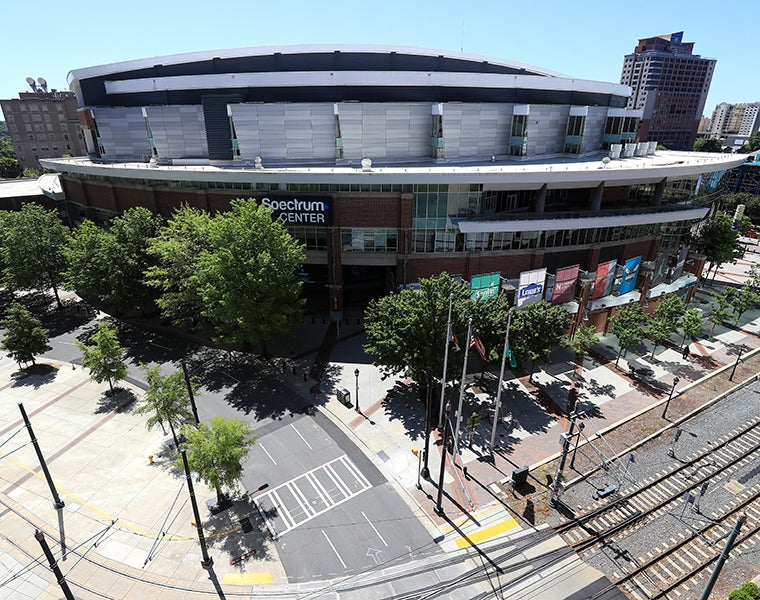 Spectrum Center an Early Voting Site for 2020 Elections