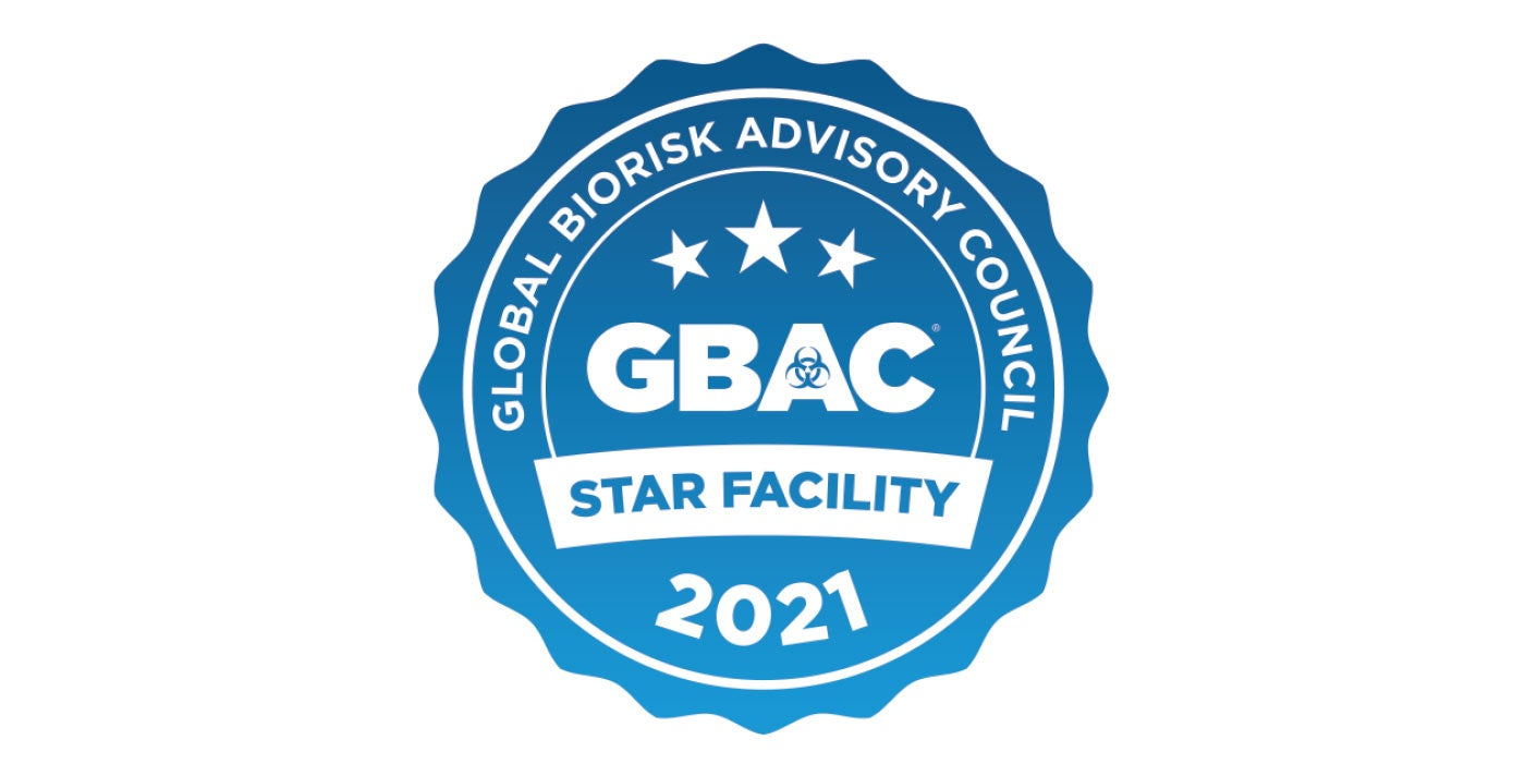 Spectrum Center Receives GBAC Star Facility Accreditation