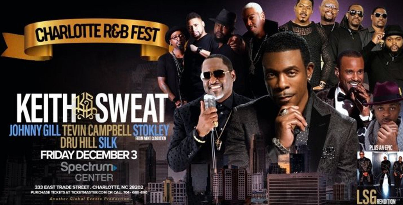 Charlotte R&B Festival