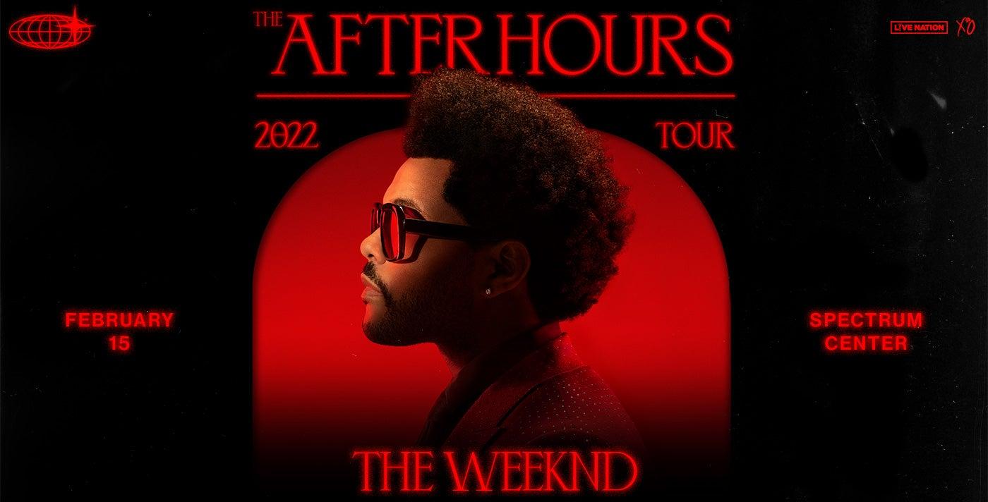 RESCHEDULED: The Weeknd