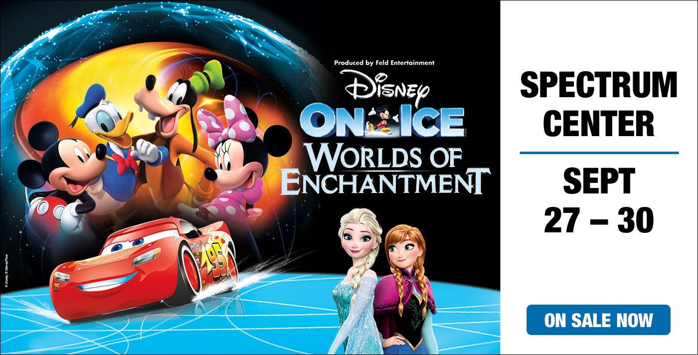 Disney On Ice presents World of Enchantment