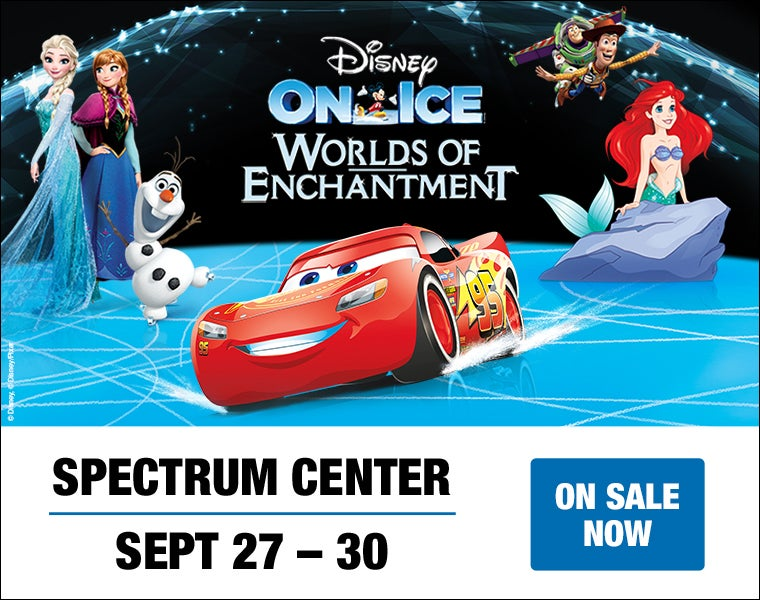 Disney on ice presents world of enchantment spectrum center charlotte disney on ice presents world of enchantment m4hsunfo