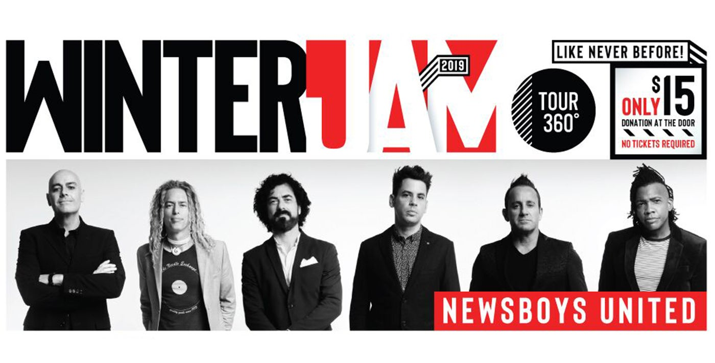 Winter Jam 2019 | Spectrum Center Charlotte